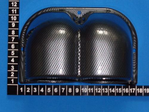Подиум для датчиков 60 мм, двойной (фото, вид 1)
