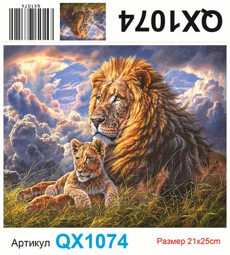 АЧ QX1074, 21х25 см