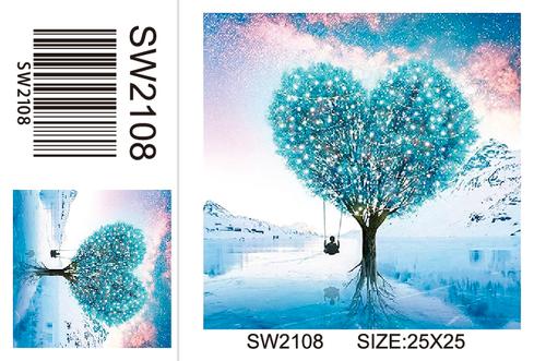 АМБПЧ SW2108, 25х25 см.