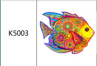 Пазлы К5003, А4