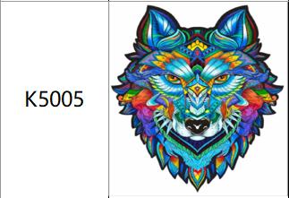 Пазлы К5005, А4