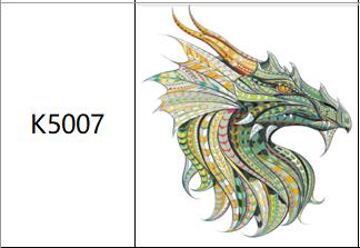 Пазлы К5007, А4