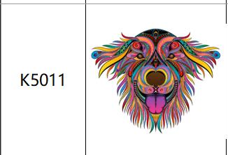 Пазлы К5011, А4