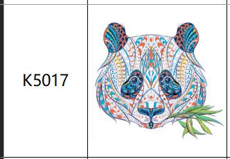 Пазлы К5017, А4