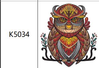 Пазлы К5034, А4
