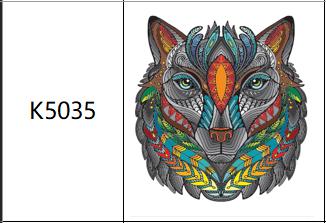 Пазлы К5035, А4