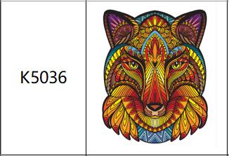 Пазлы К5036, А4
