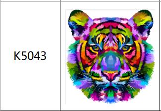Пазлы К5043, А4