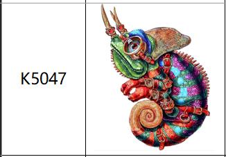 Пазлы К5047, А4