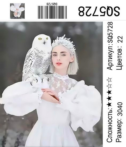 РЗ SQ5728, 30х40 см