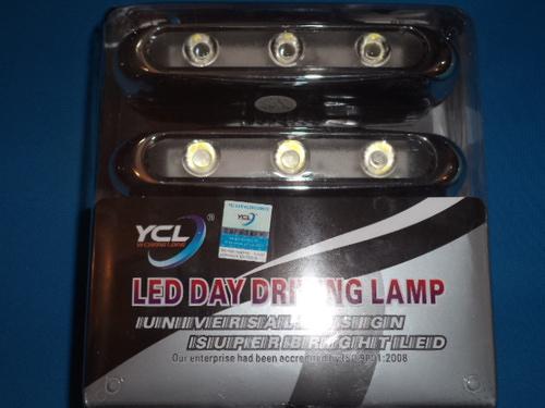Дневные ходовые огни YCL-682 (фото)