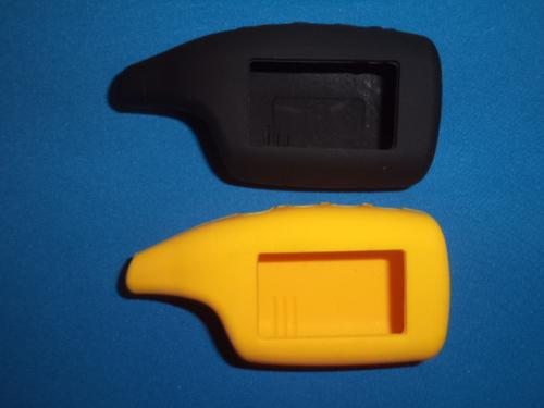 Чехол для пульта сигнализации Scher-Khan Magicar 5, силикон. (фото)