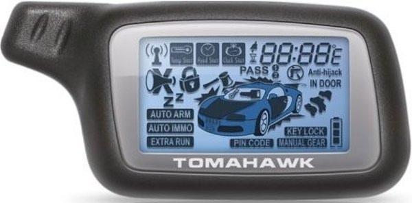 Пульт для сигнализации Tomahawk Х5