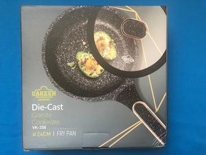 Сковорода UAKEEN, 24 см