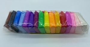 Пластилин воздушный, 16 цветов