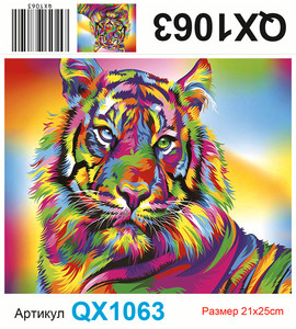 АЧ QX1063, 21х25 см