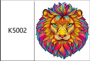Пазлы К5002, А4