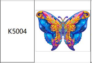 Пазлы К5004, А4