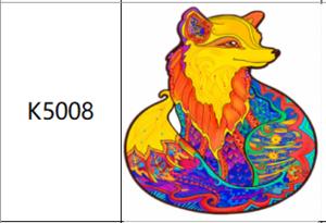Пазлы К5008, А4