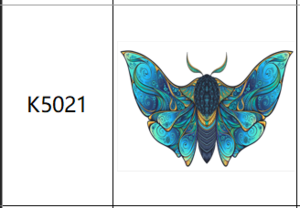 Пазлы К5021, А4