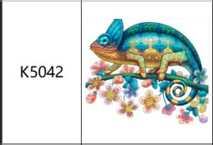 Пазлы К5042, А4