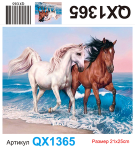 АЧ QX1365, 21х25 см