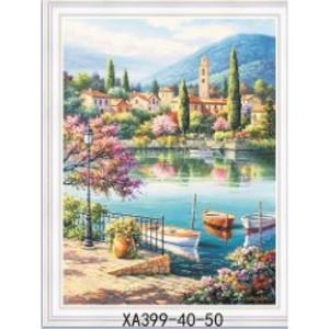 Вышивка XA 399