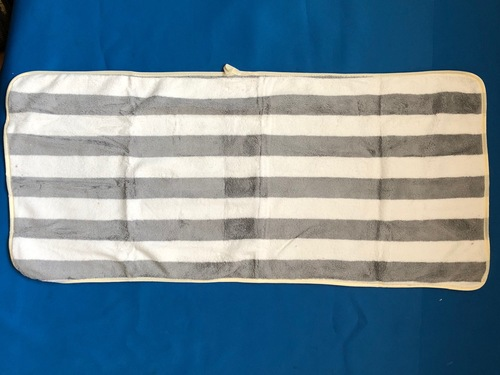 Набор полотенец для рук из микрофибры, 35х75 см, 5 штук (фото, вид 1)