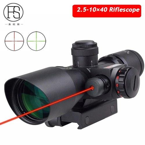 Оптический прицел 2,5-10х40Е (фото)