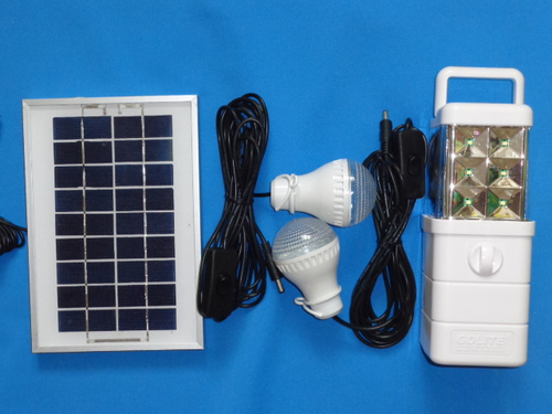 Солнечно-аккумуляторная станция GDLITE 8024
