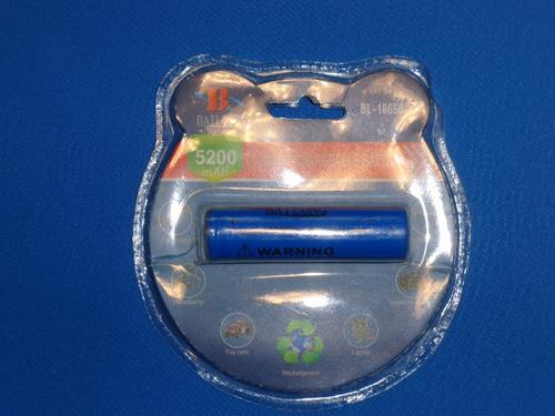 Аккумулятор Bailong 18650, 4200 mAh 4,2V