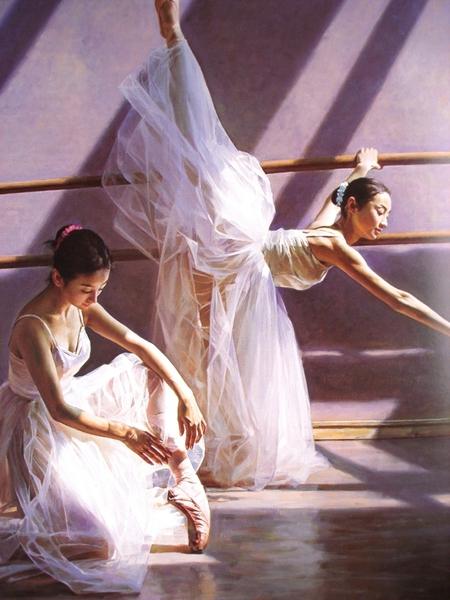 """РН G400 """"Две балерины"""", 40х50 см"""