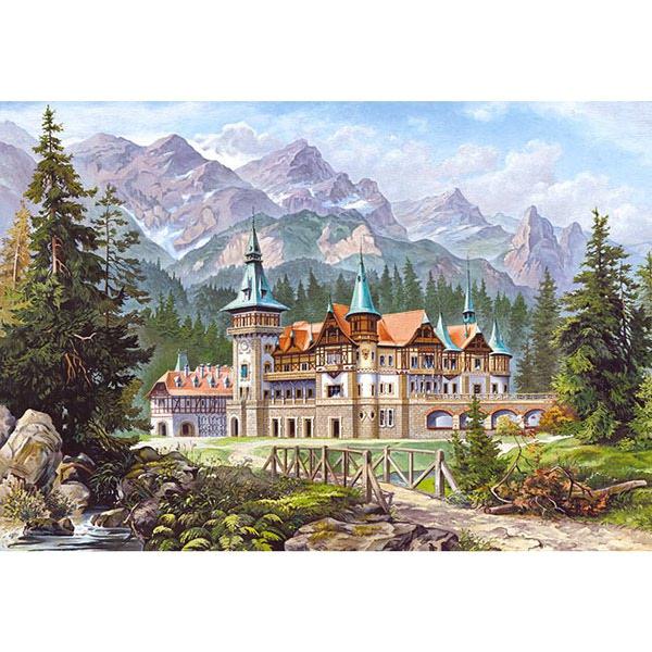 """РН GХ7175 """"Замок в горах"""", 40х50 см"""