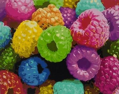 "РН GХ5266 ""Разноцветная малина"", 40х50 см"