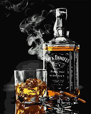 "РН GХ5001 ""Jack Daniels"", 40х50 см"