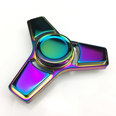 спиннер-градиент трехлопастный металл (фото)