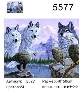 "РД 5577 ""Волки и орлы"", 40х50 см"