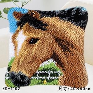 "ZD-1102 ""Лошадь"", 40х40 см"