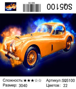 РЗ SQ5100, 30х40 см