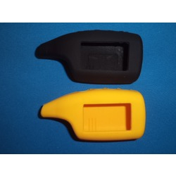 Чехол для пульта сигнализации Scher-Khan Magicar 5, силикон.