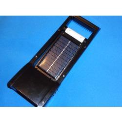 Фонарь аккум.,с солнечной зарядкой YW-6811