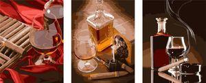 """РТ РХ5138 """"Виски и сигары"""", 40х50х3"""
