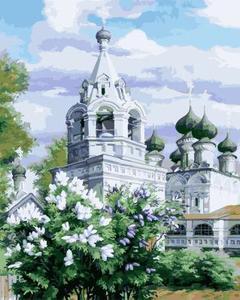 "РН GХ4968 ""Белая церковь"", 40х50 см"