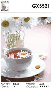 """РН GX5521 """"Чай с ромашками"""", 40х50 см"""