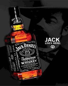 "РН GX21662 ""JACK LIVES HERE"", 40х50 см"