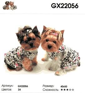 """РН GX22056 """"Два йорка"""", 40х50 см"""