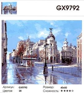 "РН GX9792 ""Гордое одиночество"", 40х50 см"