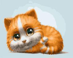 """РН GX23547 """"Рыжий котенок"""", 40х50 см"""