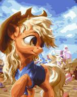 "РН GX24367 ""Litlle pony"", 40х50 см"