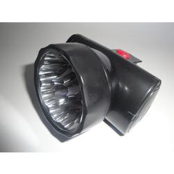 Фонарь налобный аккум. 9 LED 220v EX 033-9